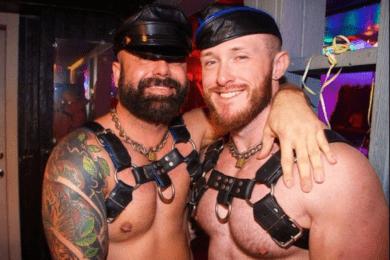 collier SM gay